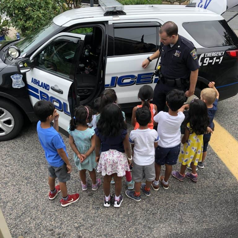 Summer Discovery Program- Police and Fire Safety