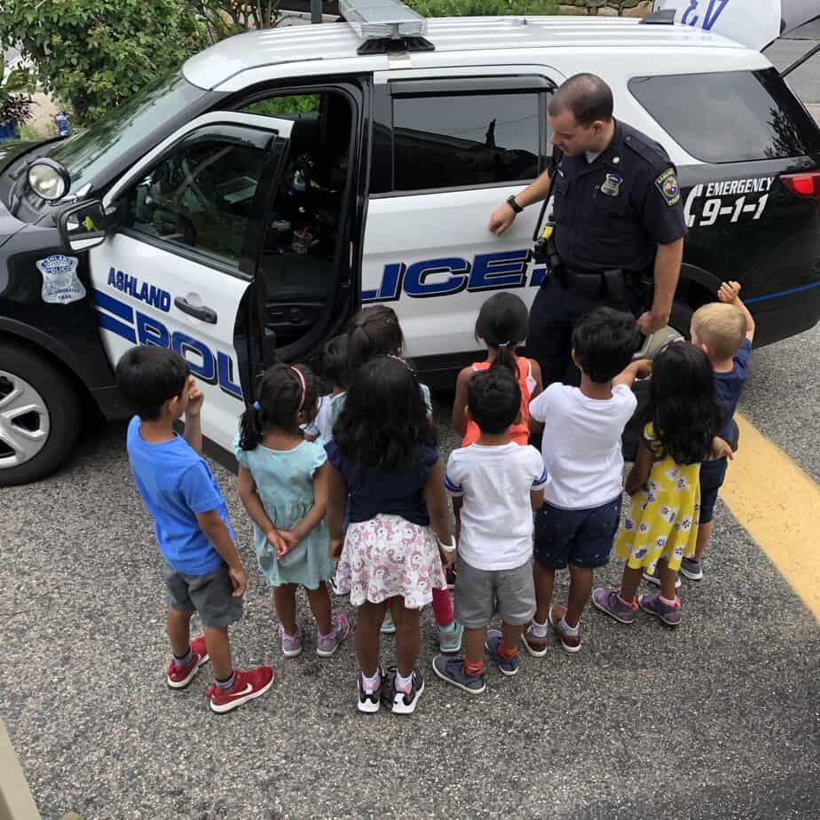 Summer Police