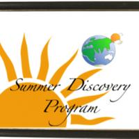 2019 Summer Discovery Program Enrollment Open!