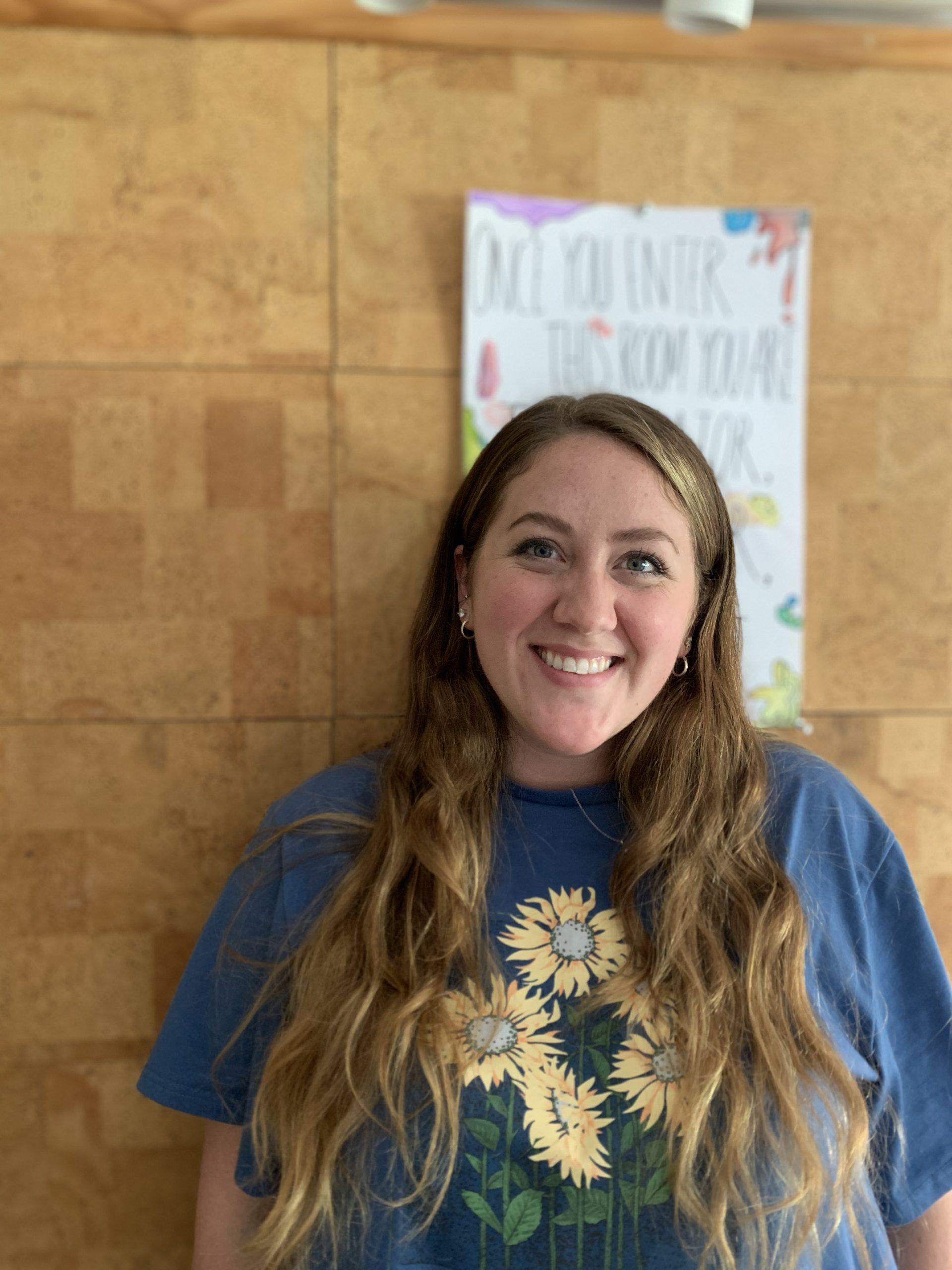 New Art Teacher – Annie Harrington